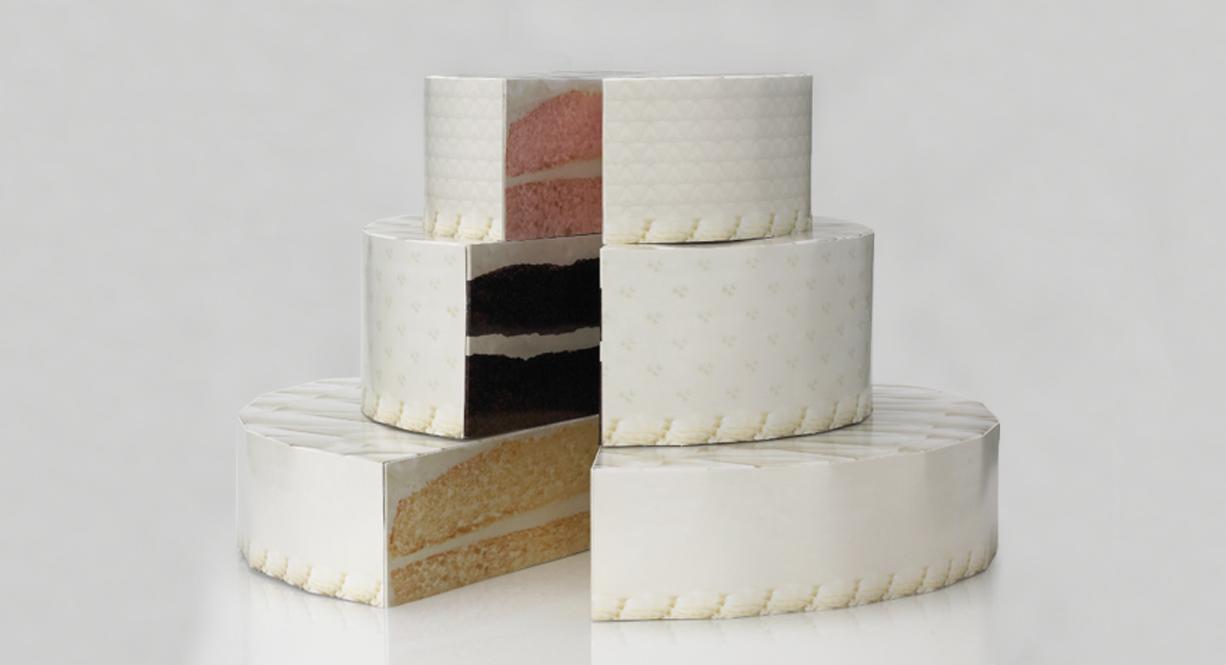 Wedding Cake Display Box